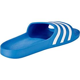 adidas Adilette Aqua Slipper Herren true blue/ftwr white/true blue